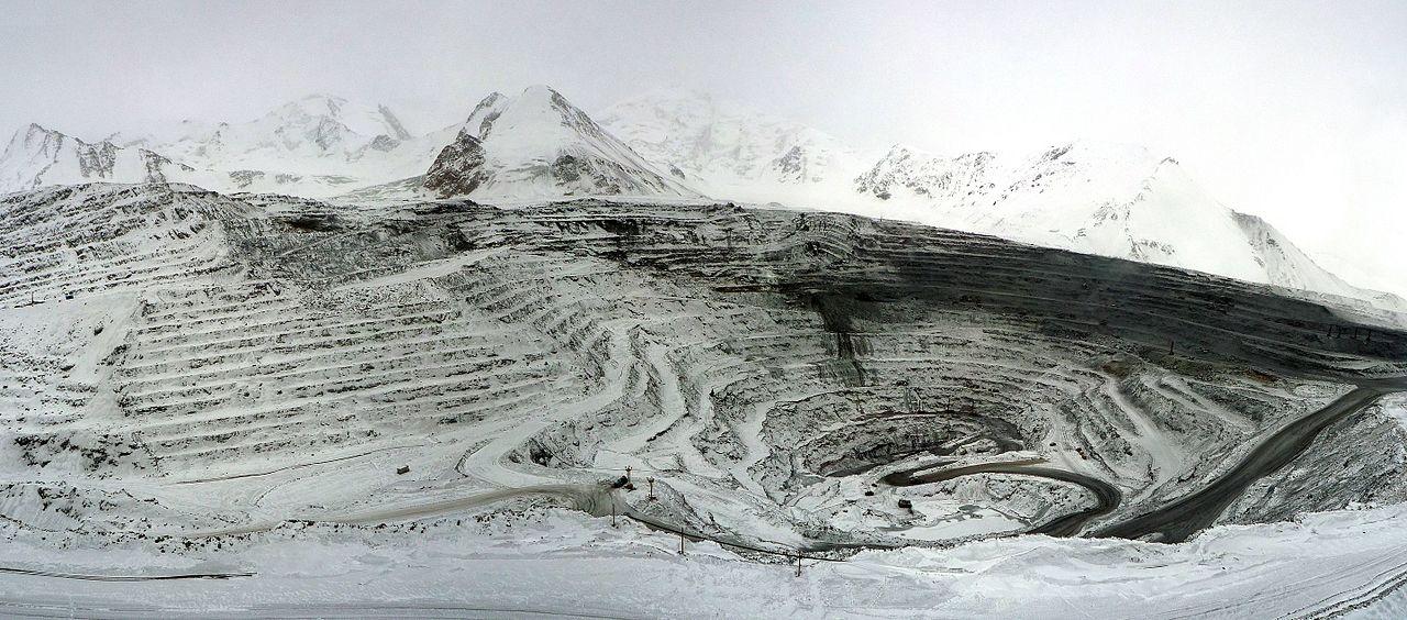 Kyrgyzstan Gold Mine