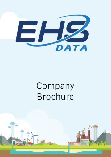 EHS Data Company Brochure